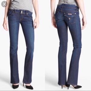 Hudson | Beth Mid Rise Baby Boot Jeans